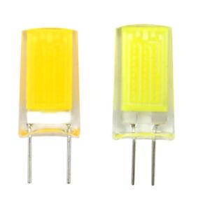 G4/G8 Led bulb 4W COB 1909 110V/220V Silicone Lamp White/Warm/Natural White N