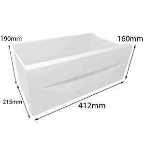 Indesit Fridge Freezer Basket Plastic Drawer Bin CA55SUK