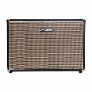Strauss 2x12 100 Watt Open Back Celestian Loaded Speaker Cabinet