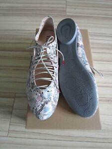THINK! GUAD  Schnürschuhe/ Ballerina Gr. 41,5 MEHRFARBIG