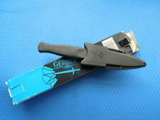 """Orig. GERBER """"GUARDIAN"""" BACK UP Surgical Steel from 80/90th made in USA"""