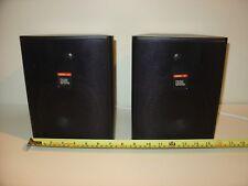 JBL 25T PA Speakers