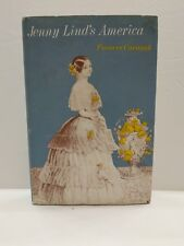 Jenny Lind's America, by Frances Cavanah, Hardcover 1969