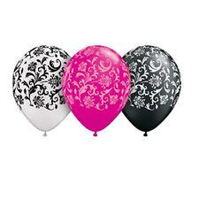 Paris Damask Wedding Engagement Decorations Party Supplies Ass Balloons Pk 10