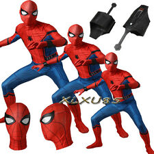 Halloween Zentai Costume Spider-Man:Homecoming Spiderman Peter Cosplay Costume