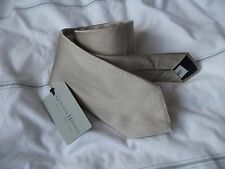 Gieves and Hawkes Brand New with tag Camel Mogador Solid tie RRP £95