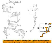 GM OEM Battery-Negative Cable 20955244