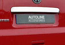 VW VOLKSWAGEN T5 TRANSPORTER CHROME REAR DOOR HANDLE COVER TAILGATE GRAB TRIM