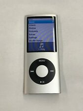 Apple iPod Nano 4th Generation A1285 8GB - Silver   19-7O