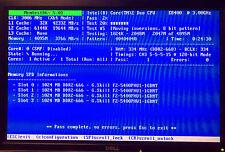 DDR2 G.SKILL F2-5400PHU1-1GBNT 4x1Go 675MHz CAS 5-5-5-15