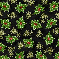 Winter Bliss Ilex Patchworkstoffe Weihnachtsstoffe Stoffe Weihnachten Patchwork