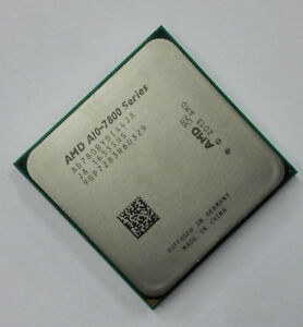 AMD A10-7800B CPU  AD780BYBI44J FM2+ 3.5G 65W Business Class Good condition