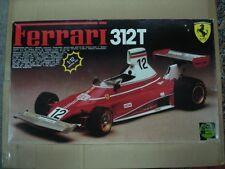 Protar Rare Vintage 1/12 Scale Ferrari 312 T F1 '75 Model Kit Lauda / Regazzoni