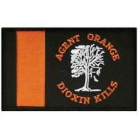 Agent Orange Dioxin Kills Patch