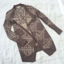 Staring at Stars Urban Outfitters Women's Array Drapery Cardigan Aztec Navajo S