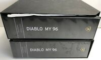Lamborghini COD 901325734 Diablo MY 96 Electric Diagrams Catalog Manual