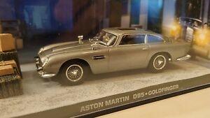 Aston Martin D85 - Bond 007 Goldfinger grau - 1/43 - OVP