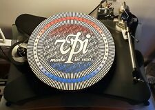 VPI Prime Scout Turntable - superb condition and working order - boxed!