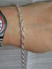 Bracelet CHAINE D'ENCRE en argent massif poinçon 925. Bijou neuf!!!