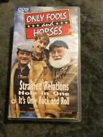 Only Fools & Horses - Strained Relations - 3 Episodes - VHS Video Tape Cassette