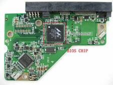 2060-701537-004 REV A Western Digital PCB Circuit Board WD HDD Controller Board