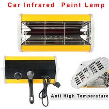 Portable Hand Paint Lamp Car Infrared Paint Curing Lamp Car Repair Heating Lamp