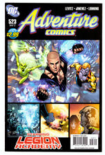 ADVENTURE COMICS #523 in VF/NM condition a 2010  DC comic LEGION OF SUPER-HEROES