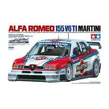 Tamiya 1/24 Alfa Romeo 155 V6 TI Martini Kit TA-24176 (New)