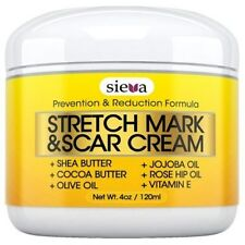 Intensive Stretch Mark & Scar Treatment Removal Cream Works on New & Old Scars
