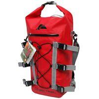 -Emergency Disaster Survival Kit Bug Out Go Bag Backpack 21 Items Best Value