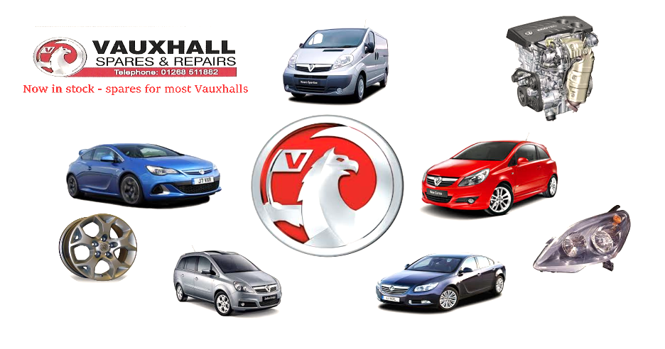 Vauxhall Spares and Repairs