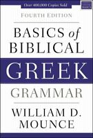 Basics of Biblical Greek Grammar Fourth Edition 9780310537434 | Brand New