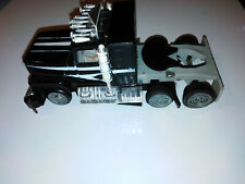 J57  Carrera Servo 140  Kenworth Truck 78441  schwarz Slotcar  1:40