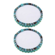 2x National Style Beading Mat Board Bead Tray Embroidery Sewing Accessory