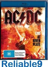 AC/DC - Live at River Plate Bluray+Booklet new not sealed - 2011 Sony Australia