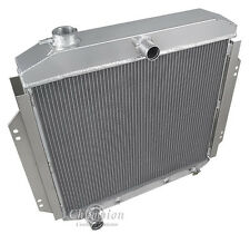 1957 - 1960 Ford F100 V8 Pick Up 3 Row All Aluminum Radiator - Lifetime Warranty