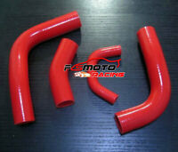 Red for TOYOTA Landcruiser Land cruiser 80 SERIES 3F Silicone Heater Hose kit