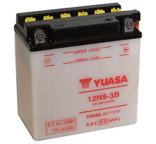 Genuine Yuasa 12N9-3B 12V Motorbike Motorcycle Battery