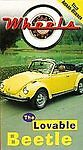 Wheels: The Lovable Beetle VHS Video Movie 1996 VG Condition Volkswagen Story