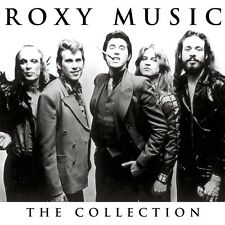 Roxy Music The Collection CD NEW Virginia Plain/Love Is The Drug/Dance Away+