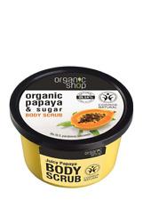 Organic shop - Scrub Corpo Papaya Succosa Esfoliante 99 Naturale 250 ml