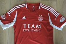 Aberdeen The Dons Anderson  4 Jersey Maillot PLAYER Issue Shirt 2008 - 2009 L