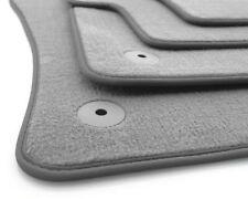 Original Qualität Velour Automatten Grau 4x 2003-2015 NEU Fußmatten VW Touran