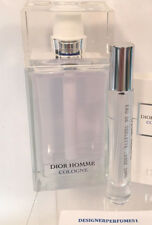 CHRISTIAN DIOR HOMME TRAVEL DELUXE SPRAY COLOGNE EDT .33OZ(10ML)