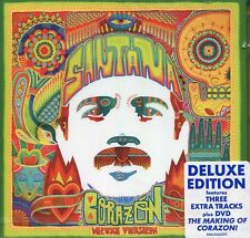 Santana : Corazon - Deluxe Version (CD & DVD)