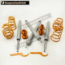For BMW E30 Cabrio Convertible 3 series Coilover Adjustable Suspension Lowering