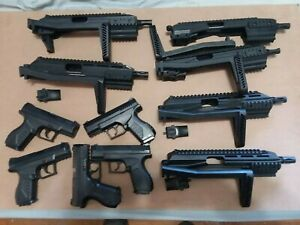 Umarex (All in the pic)XBG and TAC carbine 177 bb CO2