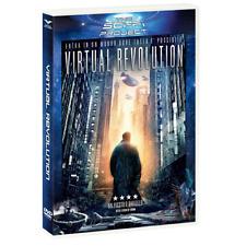 Virtual Revolution (Sci-Fi Project)  [Dvd Nuovo]