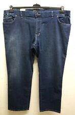 Herren-Jeans im Relaxed-Stil aus Denim Untersetzte Größe