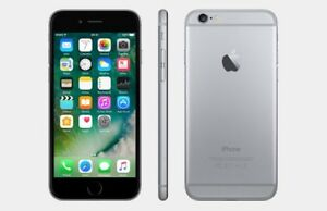 Apple iPhone 6 - 32GB - Space Gray (Boost) A1586 (CDMA + GSM)